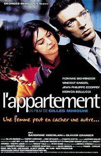 l appartement movie l appartement film 1998 drame