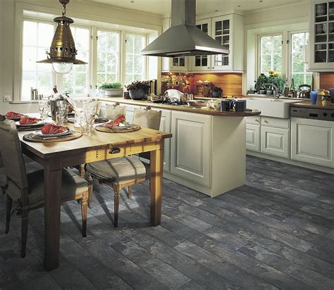 Laminate Floor Coverings For Kitchens Pergo Monson Slate Laminate Flooring Flooring