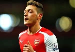 mesut ozil new haircut news online from the world