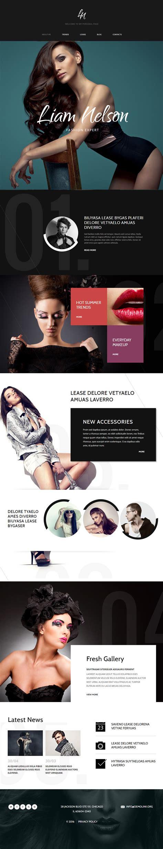 drupal themes clothing fashion expert premium responsive drupal template