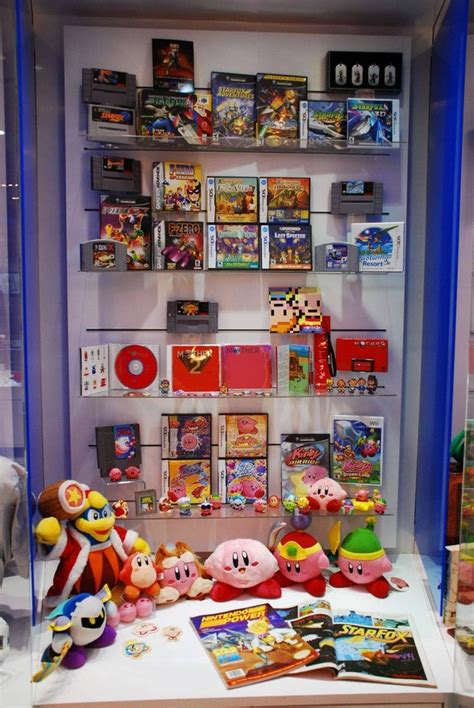 world of nintendo cabinet for sale mother 3 at nintendo world store 171 earthbound central
