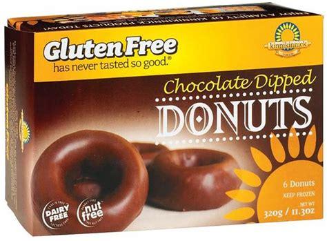 Baby Box Cocolatte Cubix Cl 8856 kinnikinnick gluten free chocolate dipped donuts 6ct hy