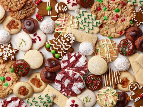 all star holiday cookie recipes food network recipes