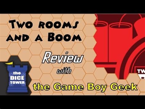 two rooms and a boom two rooms and a boom review with the boy