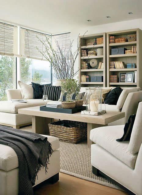 Idea For Living Room - 36 light and beige living room design ideas