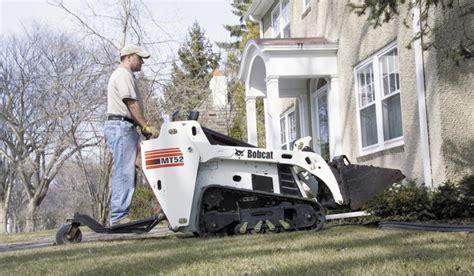 Garden State Bobcat 2017 Bobcat Mt52 Rental Only