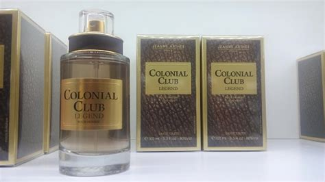 Parfum Original Jeanne Arthes Colonial Club Legend tfwa report day 2 cannes as an olfactive playground