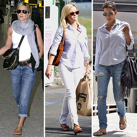 celebrity style celebrities wearing jeans casual celebrity style pictures