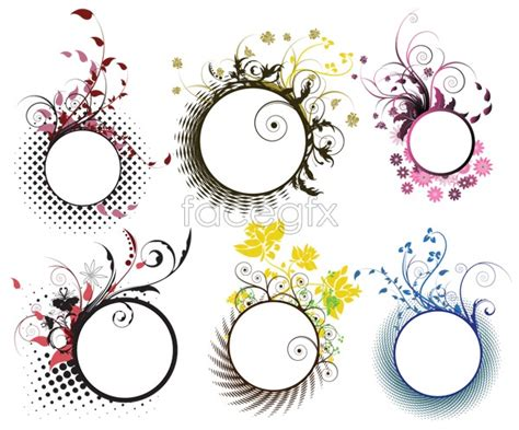 pattern design psd colorful pattern border vector over millions vectors