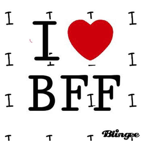 imagenes de i love you friends i love my bff fotograf 237 a 127317476 blingee com