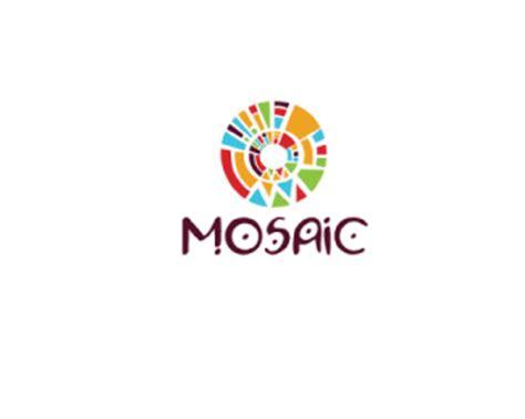 mosaic pattern logo 12 beautiful inspirational logos