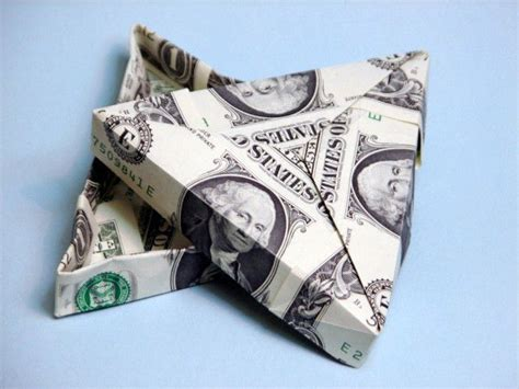 Money Origami Box - beautiful money origami pieces many designs made of