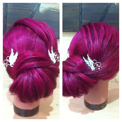 updo by christine do it yourself updos hair styles posh hair hair makeup
