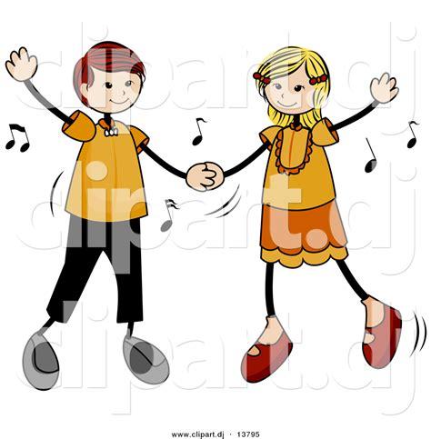 chagne celebration cartoon children party clipart