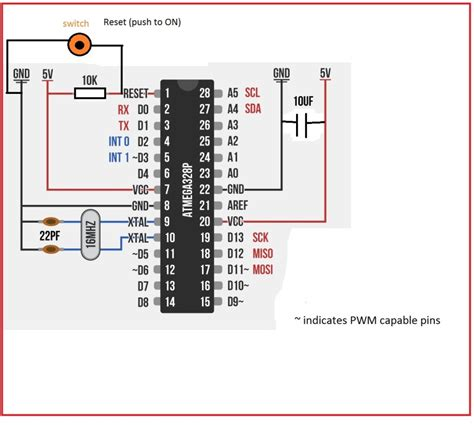 how to make arduino wiring diagram efcaviation