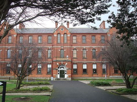 Of Dublin Mba by Carysfort College