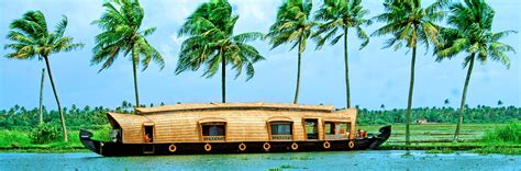 Alleppey Houseboat Tour Packages Kerala Alleppey Houseboat