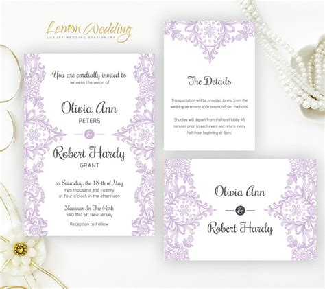 cardstock printable wedding invitation purple cardstock for wedding invitations yaseen for