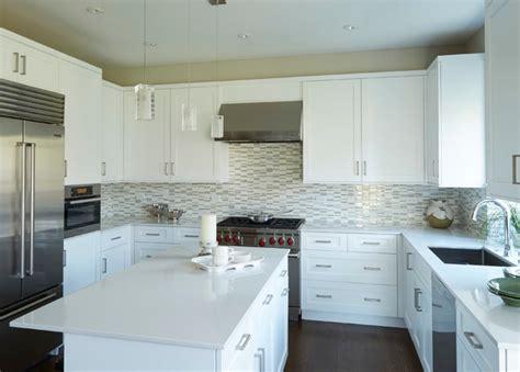 full overlay kitchen cabinets modern white kitchen with full overlay cabinets modern