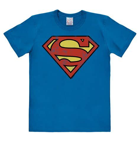 Superman Ls by Superman Logo Dc Comics 4er Set Easyfit T Shirt