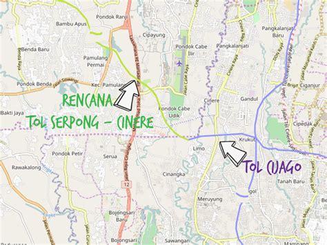 rute pintu tol jagorawi melirik perkembangan daerah sekitar jakarta cerita anggun
