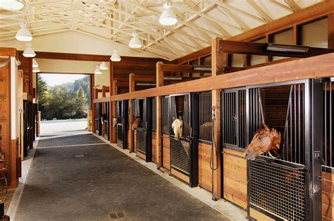 design your dream stables horse stall plans devine ranch aptos ca horse barn