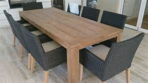 Teak Dining Table Indoor Teak Indoor Dining Table