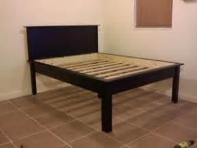 Bed Risers For Platform Bed - build a tall platform bed frame online woodworking plans