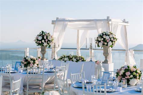 Rocabella Hotel Wedding Venue   Santorini Wedding Venues