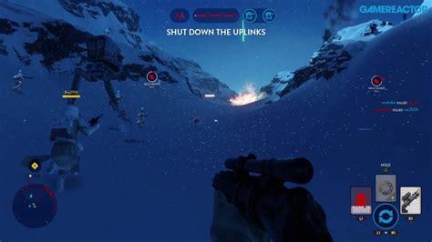 star wars battlefront twilight 1780893655 star wars battlefront twilight on hoth gameplay