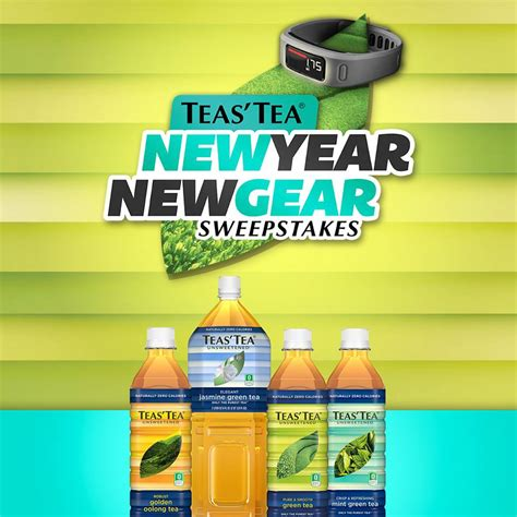 New Year Sweepstakes - teas tea new year new gear sweepstakes life with kathy