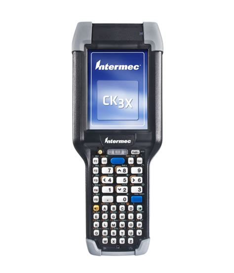 rugged mobile computer intermec ck3x rugged mobile computer touchstar