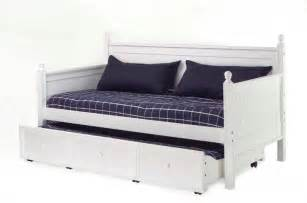 Daybed With Mattress Casey White Daybed With Trundle At Gowfb Ca Fashion Bed