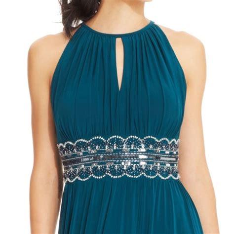r m richards sleeveless beaded evening gown 63 r m richards dresses skirts sleeveless beaded