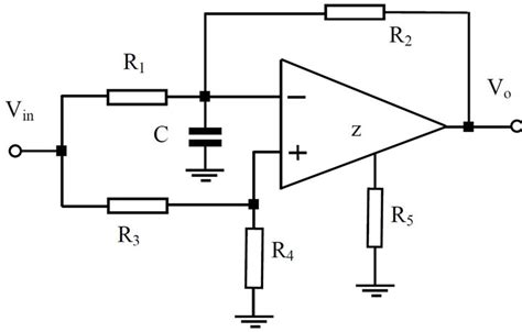 op capacitor resistor resistor capacitor op 28 images op understanding op circuits with capacitors in the feedback
