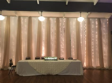 how to drape walls with fabric luxurious fabric draping for weddings above the rest