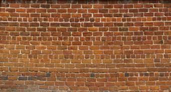 photo wall stitching bricks ghosts of the horseshoe