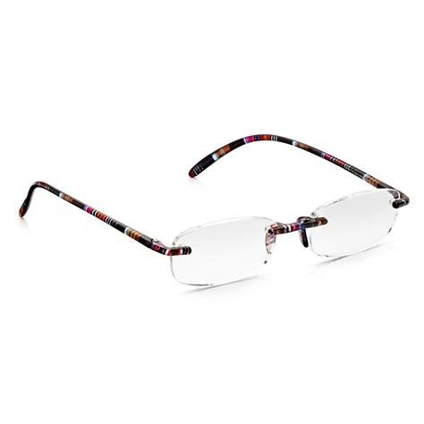 buy read optics womens multi coloured ultra flex rimless