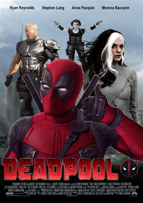 deadpool 2 poster deadpool 2 poster by jackjack671120 on deviantart