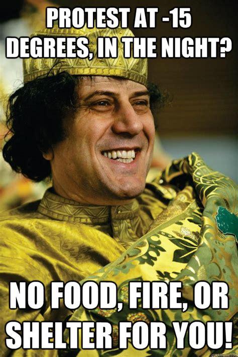 Gaddafi Meme - hashim gaddafi memes quickmeme