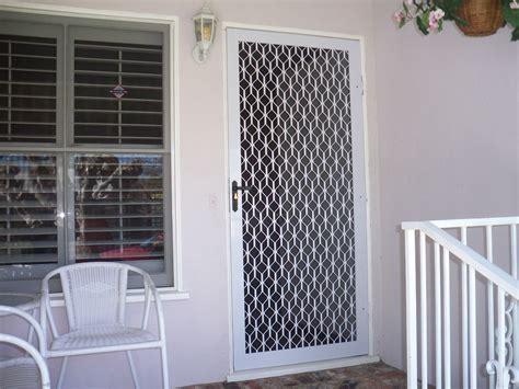 Replacement Screen For Door by Security Screen Doors Security Retractable Replacement