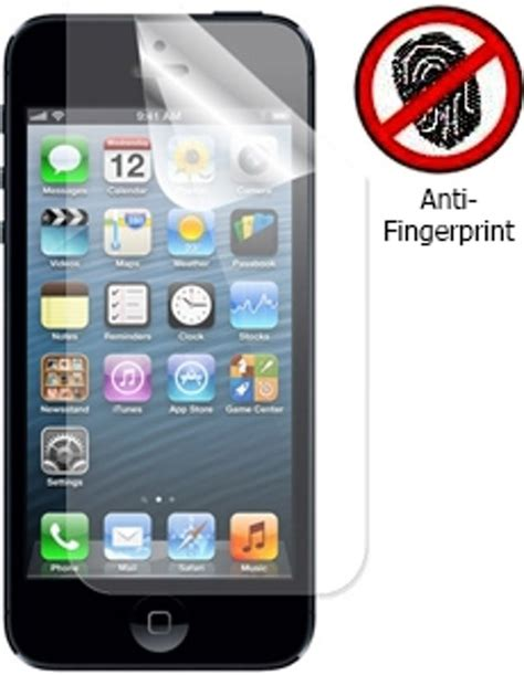 Anti Glare Screen Protector Iphone 5c bol anti glare beschermfolie screen protector iphone 5c