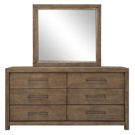 Dresser Lights by City Furniture Mirabelle Light Tone Dresser Mirror