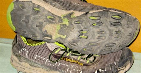 when are running shoes worn out worn running shoes ask dr larry