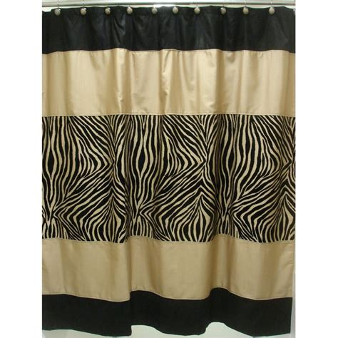 zebra print curtains coffee tables bed bath and beyond bathroom curtains