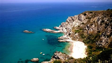 Sand Beaches by The Most Beautiful Beaches Between Capo Vaticano And Ricadi