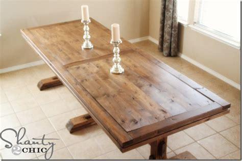 Farm Style Dining Room Table Diy Diy Farmhouse Dining Table Diy Dining Table