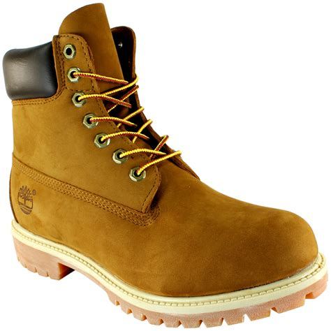 timberland boots uk mens timberland premium classic leather original lace up