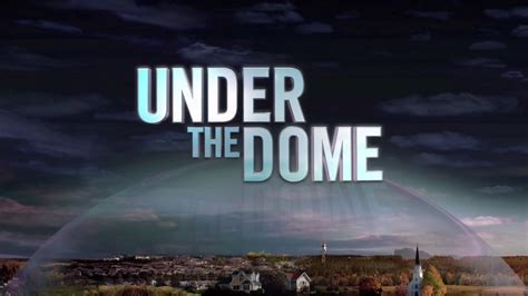 under the dome logo under the dome photo 34483793 fanpop