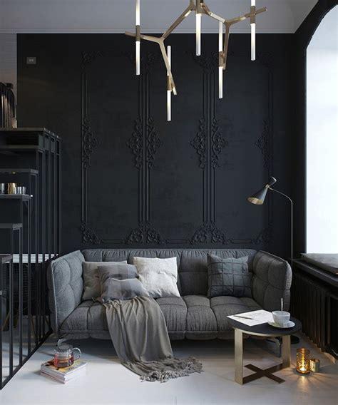 interior design black 17 best ideas about black interior design on pinterest